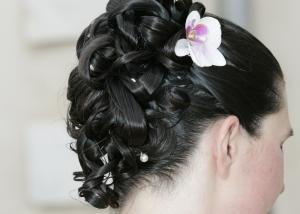 Coiffure de mariage 2010 sonia coiffure
